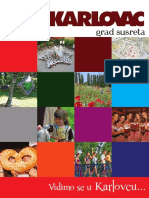 Brošura grada Karlovca