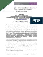 Heterogeneas Formas de Produccion Y Consumo