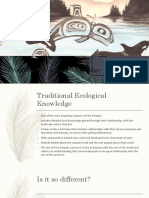 traditional ecological knowledge sci 10