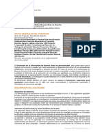 Formulario Descargo General