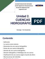 2. Cuencas Hidrograficas