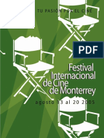 Festival Internacional de Cine de Monterrey - FIC Monterrey - 2005