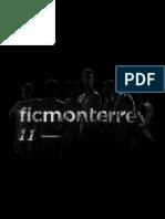 11 Festival Internacional de Cine de Monterrey - FIC Monterrey - 2015
