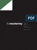 10 Festival Internacional de Cine de Monterrey - FIC Monterrey - 2014