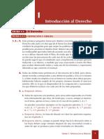 Temas de Derecho. Claves1