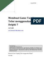 Ari Fadli - Membuat Game Tangkap Telur Menggunakan Delphi