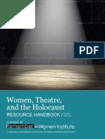 Rememberwomen Women Theatre Holocaust