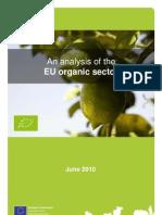 An analysis of the EU organic sector, june 2010