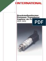 HDA 3400