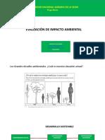 UNIDAD 1. Aspecos Basicos de Los EIA EPG