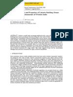 Research paper  by kasthurba.et.al 2006