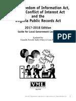 VML_FOIA_GUIDE17-18