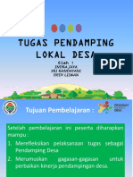 SPB.TUGAS PENDAMPING LOKAL DESA.2018. DEDY.pptx