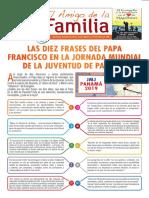 EL AMIGO DE LA FAMILIA 3 febrero 2019