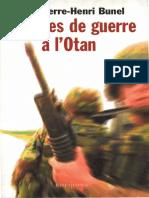 Bunel, Pierre-Henri - Crimes de guerre à l'OTAN