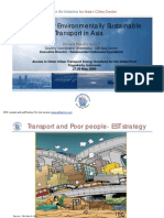 Strategies for Environmentally Sustainable Transport in Asia