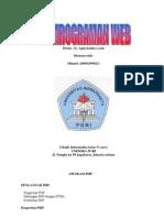 20054350023 Membuat Halaman Web Dinamik