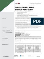 Tablacemento Durock