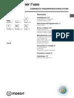 Combina Frigorifica Indesit CA 55
