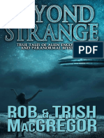 Beyond Strange_ True Tales of a - Rob MacGregor