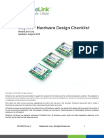 1001787 Skywire Hardware Design Checklist