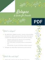 fp relapse presentation-2