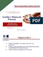 Gestión y Mejora de Procesos (Sesiones 3 y 4)