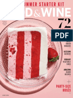 Food Amp Amp Wine USA June 2018