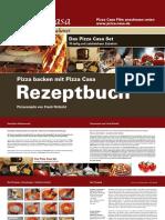 Pizza Rezeptbuch