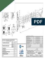 Aislador Tipo Line Post 69 Kv. Pa000124