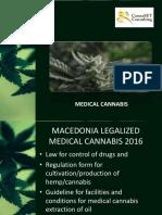 Presentation Cannabis