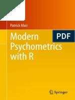 Modern Psychometrics with R - Patrick Mair (1)