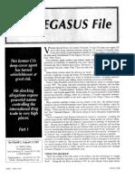 The Pegasus File Pt 1 & 2-Nexus Magazine 1997