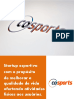 Ods 3 - Co-sports - Modelo Negocio