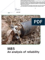 m85 Analysis of Reliability Npa