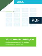 Aa01 Aba a Auto Relevo Integral