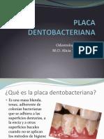 Placa Dentobacteriana