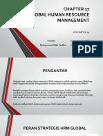 BAB 17 Global Human Resource Management