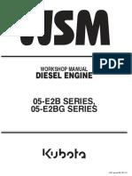 Kubota D1005-E2B Diesel Engine Service Repair Manual.pdf