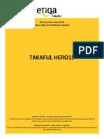 EINS TakafulHero15 Bch