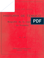 Pino - Historia de Temuco