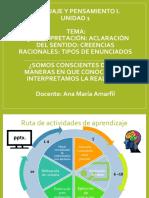 1° ejercicios Ana M Amarfil