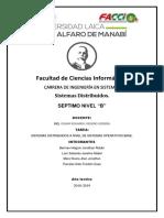 Informe Expo Distribuidos G7