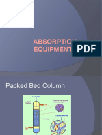 Absorption Equipments