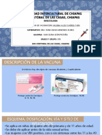Vph Modificaciones