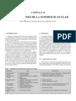 Causticaciones Oculares C14 Oftalmoseo