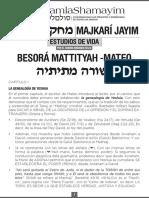 Besorá - Mattityah -Mateo