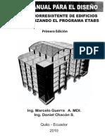 Manual Para El Diseño Sismorresistente de Edificios Utilizando El Programa Etabs
