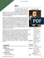Johannes Kepler - Wikipedia