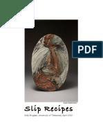 Slips (1) ceramic